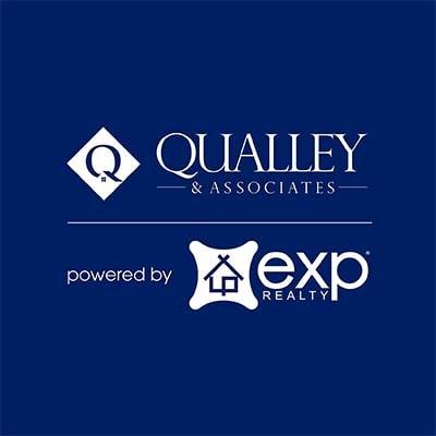 Graphic design of Qualley & Associates logo.